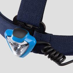 越野跑步頭燈100流明ONNIGHT 210-藍色