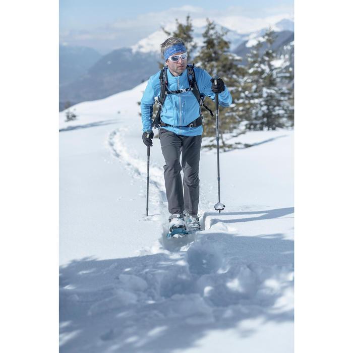 Raquettes à neige de randonnée Inuit SH500 Bleu - 1491329