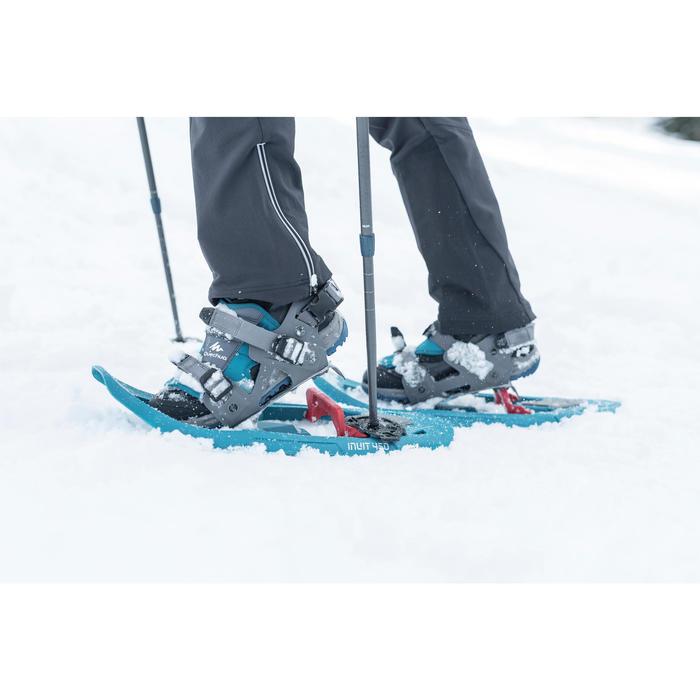 Raquettes à neige de randonnée Inuit SH500 Bleu - 1491334