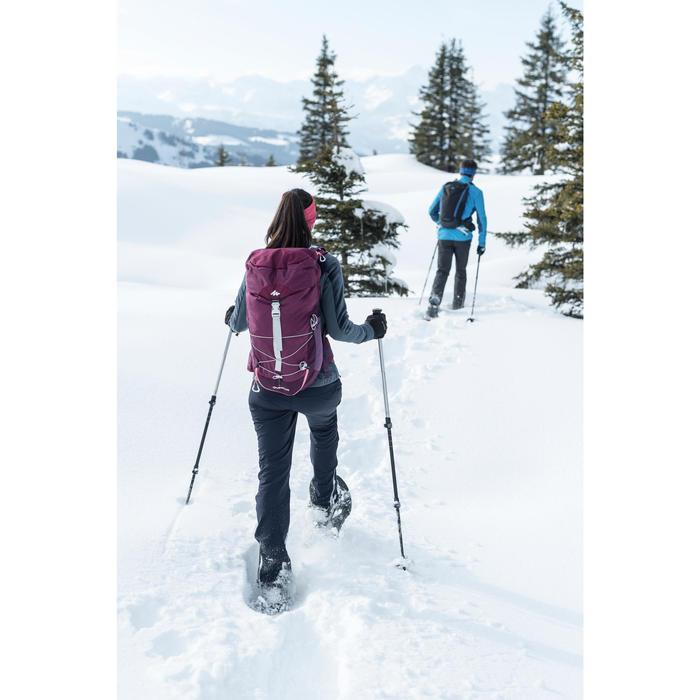 Sneeuwschoenen met groot frame 226 EVO zwart