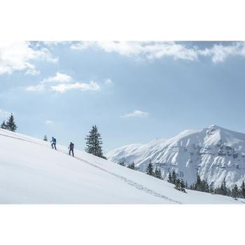 Raquettes à neige de randonnée Inuit SH500 Bleu - 1491340