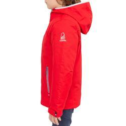 Zeiljas voor kinderen 100 rood