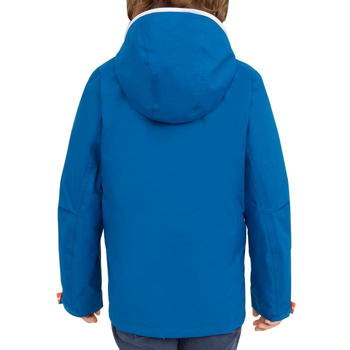 Ciré imperméable de voile enfant 100 bleu