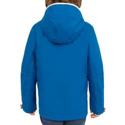 Waterdichte zeiljas voor kinderen 100 blauw nieuw