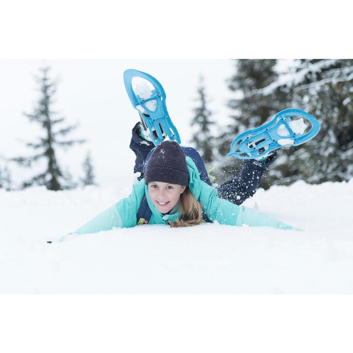 raquettes à neige junior Freeze bleu