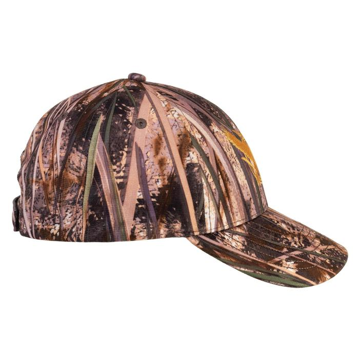 Jagd-Schildmütze beleuchtet 500 LED Camouflage