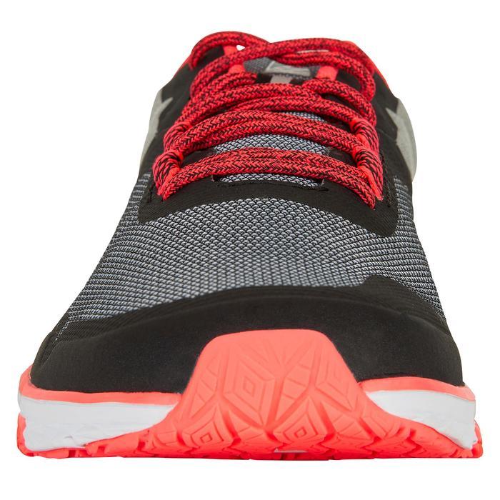 Chaussures de régate femme gris rose