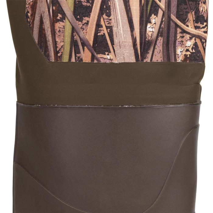 Waders chasse 500 camouflage marais