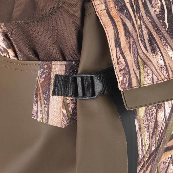 Jagd-Wathose 500 Camouflage Schilf