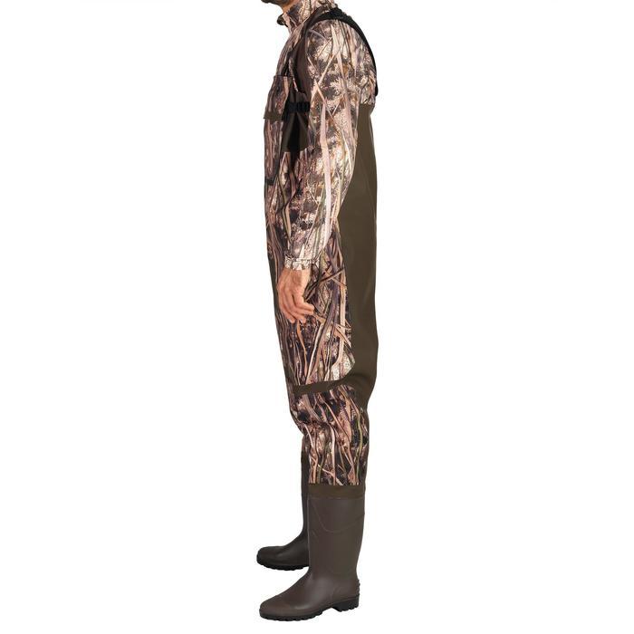 Vadeadores caza 500 camuflaje marismas