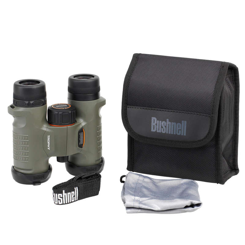 BINOCULARS/FLASHLIGHT Shooting and Hunting - TROPHY BINOCULARS 8x32 RIVOLIER - Hunting Types