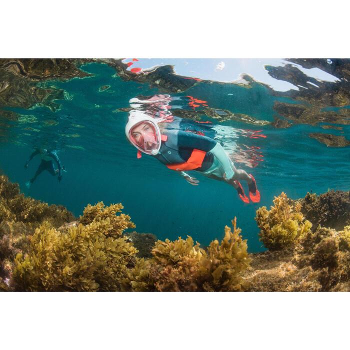 Palmes de snorkeling réglables adulte SNK 500 - 1491749