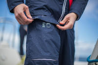Men's Sailing Waterproof Overtrousers Sailing 100 - Navy