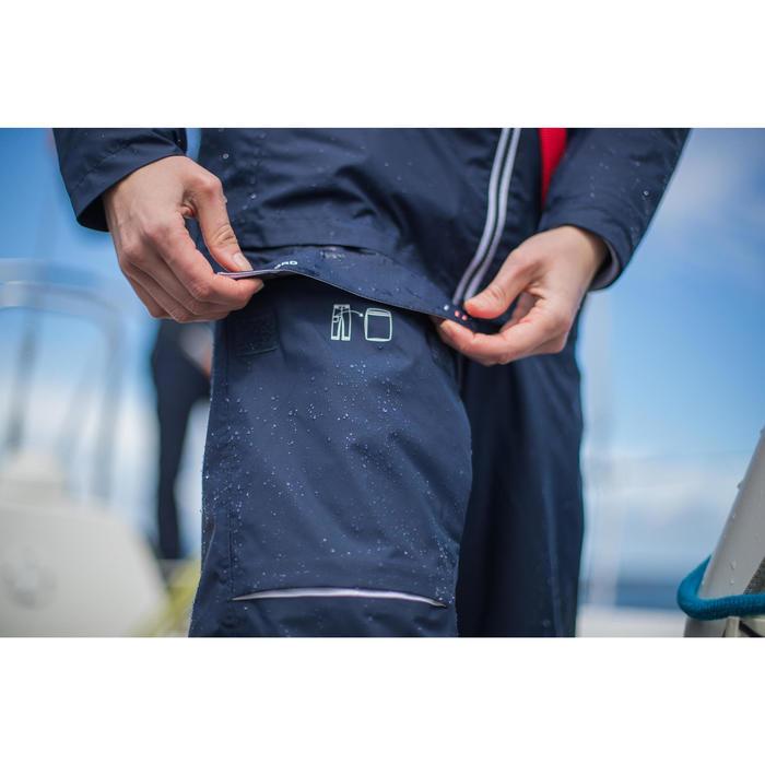 Überziehhose wasserdicht Sailing 100 Herren marineblau