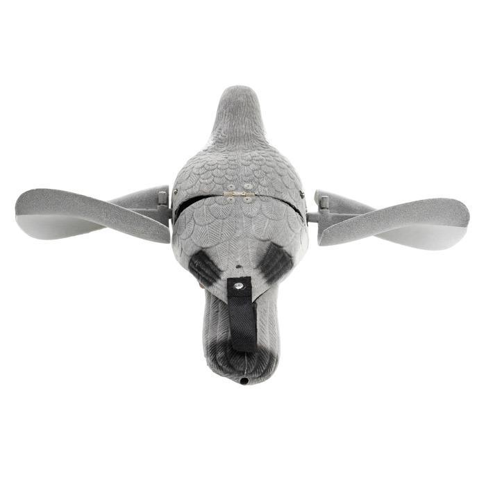 Lockvogel Taube elektrische rotierende Flügel