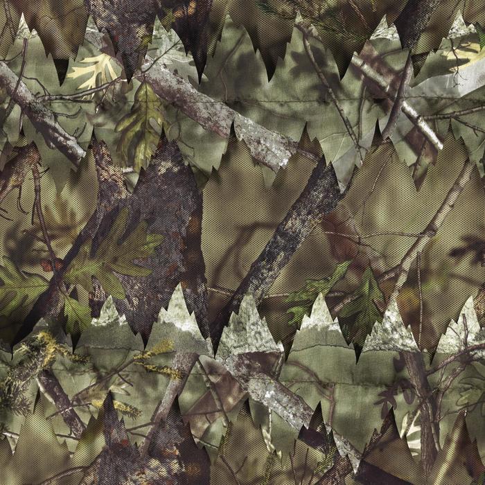 Omkeerbaar 3D-camouflagenet voor de jacht 1,5 x 3,8 m - 1491815