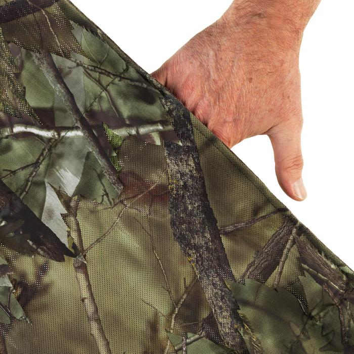 FILET CHASSE CAMOUFLAGE REVERSIBLE  3D 1,5M x 3,8M - 1491816
