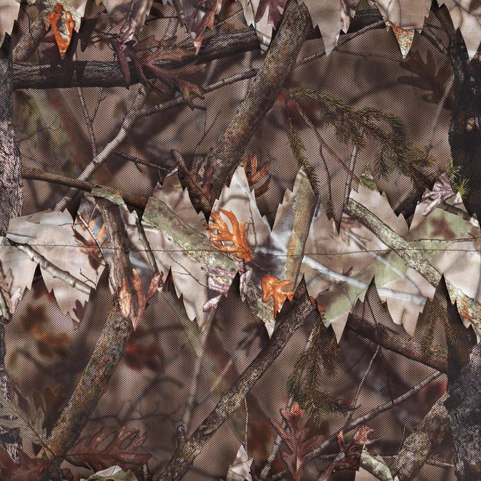 FILET CHASSE CAMOUFLAGE REVERSIBLE  3D 1,5M x 3,8M - 1491817