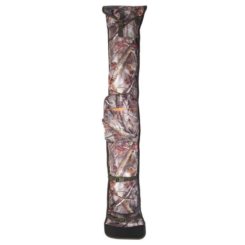 HIDES Shooting and Hunting - HIDE POLE BAG KAMO SOLOGNAC - Hunting Types