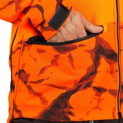 SOFTSHELLJACKE 500 ORANGE