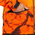 REFLEXNÍ OBLEČENÍ NA HON A NAHÁŇKU Myslivost a lovectví - SOFTSHELLOVÁ BUNDA 500 ROCK SOLOGNAC - Myslivecké oblečení