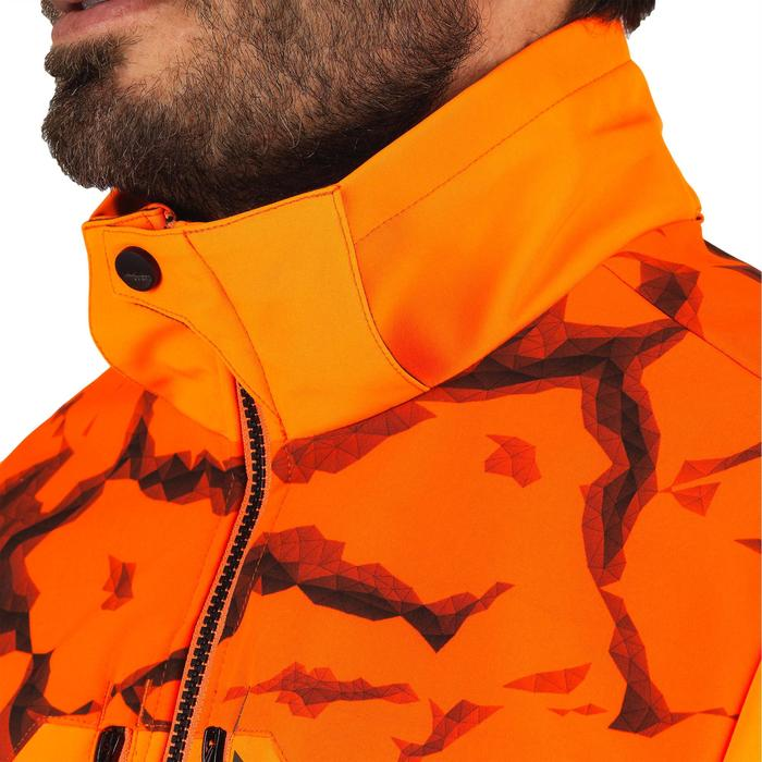 Jagd-Softshelljacke BGB500 orange