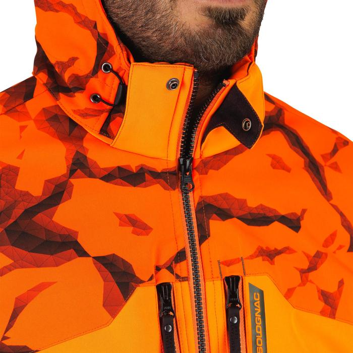 Softshell CHASSE BGB 500 Fluo - 1491834