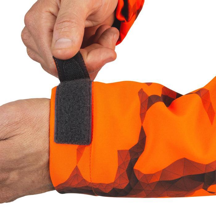 Softshell voor de jacht BGB 500 fluo