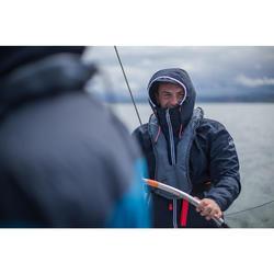 Zeiljas voor heren Sailing 100 marineblauw