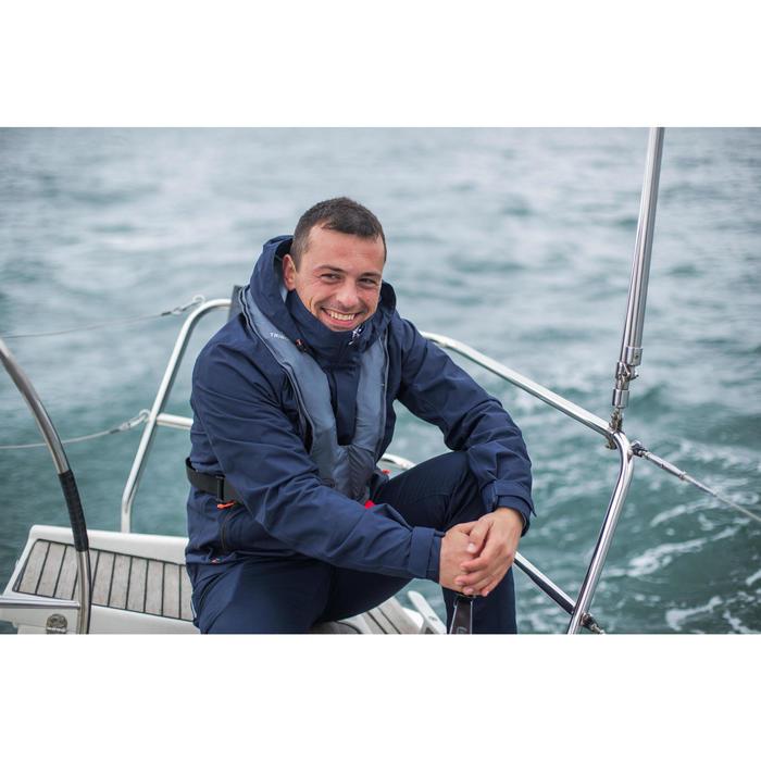 Segeljacke wasserdicht Sailing 300 Herren marineblau