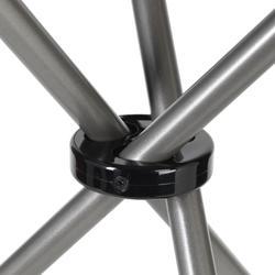 Driepootkrukje voor drijfjacht 500 aluminiuim