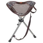 Lovski stol s tremi nogami iz aluminija 500