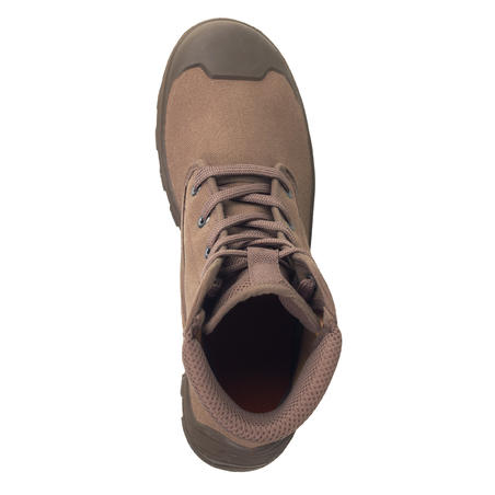 Hunting Breathable Boots 100 - Chocolate
