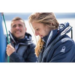 Waterdichte zeiljas Sailing 100 voor dames marineblauw