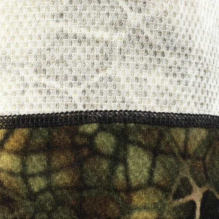 Gorro de caza cálido transpirable de lana merina 900 Furtiv