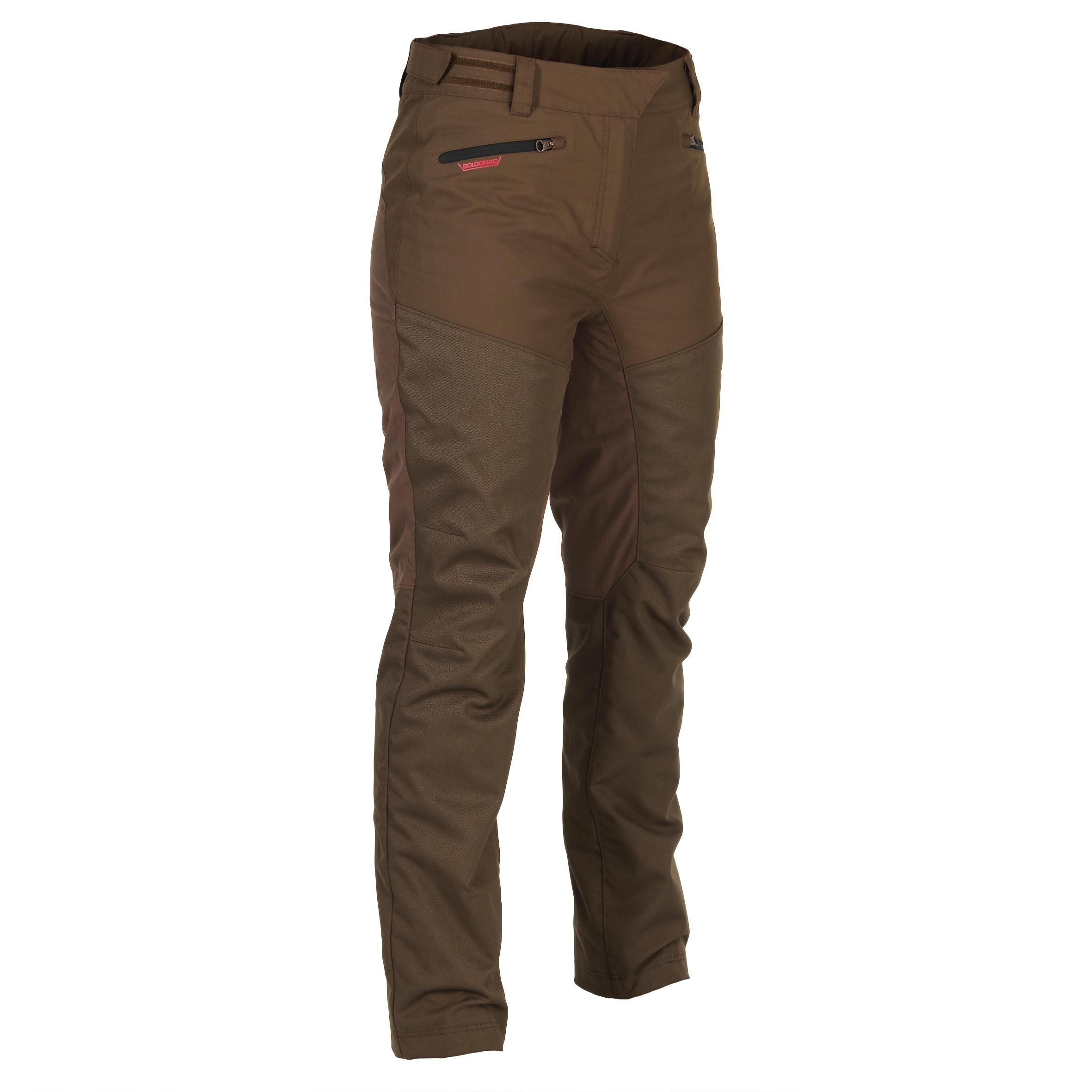 Pantalon vânătoare 500 Damă