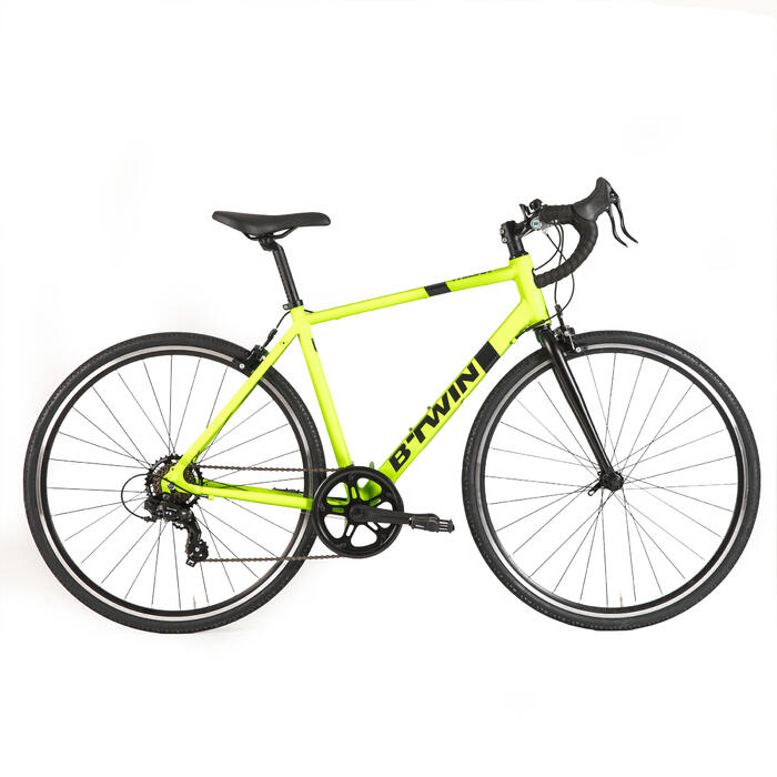 VELO ROUTE TRIBAN 100 GRIS - 1492436