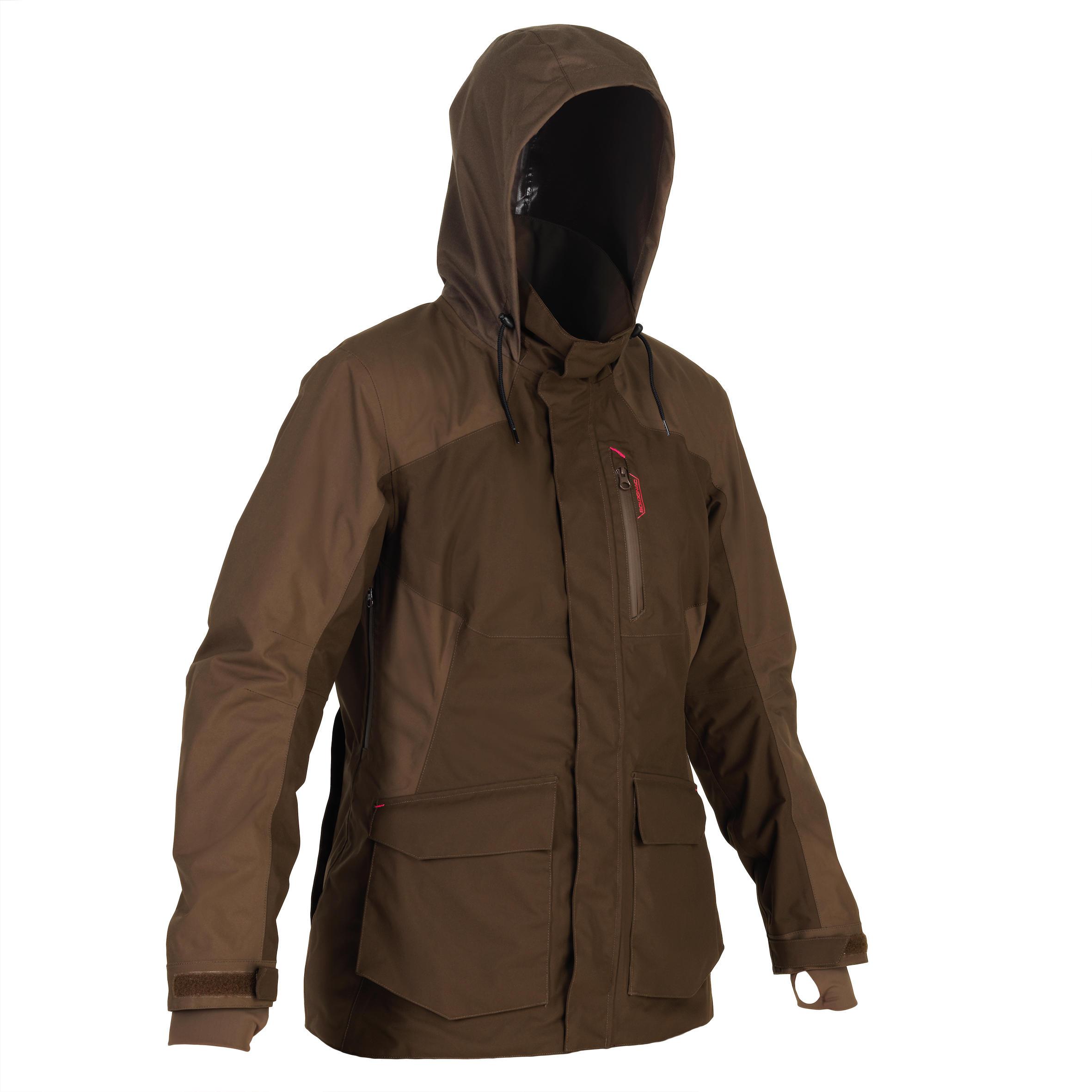 Jachetă impermeabilă 500 damă