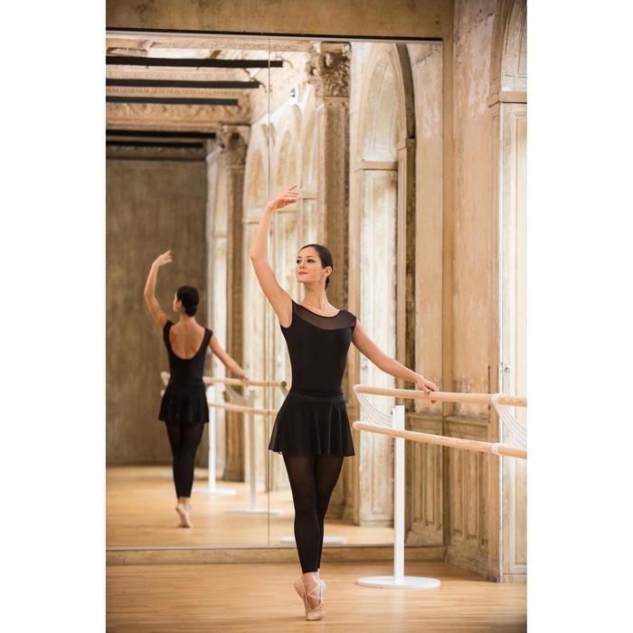Ballettrock Damen schwarz
