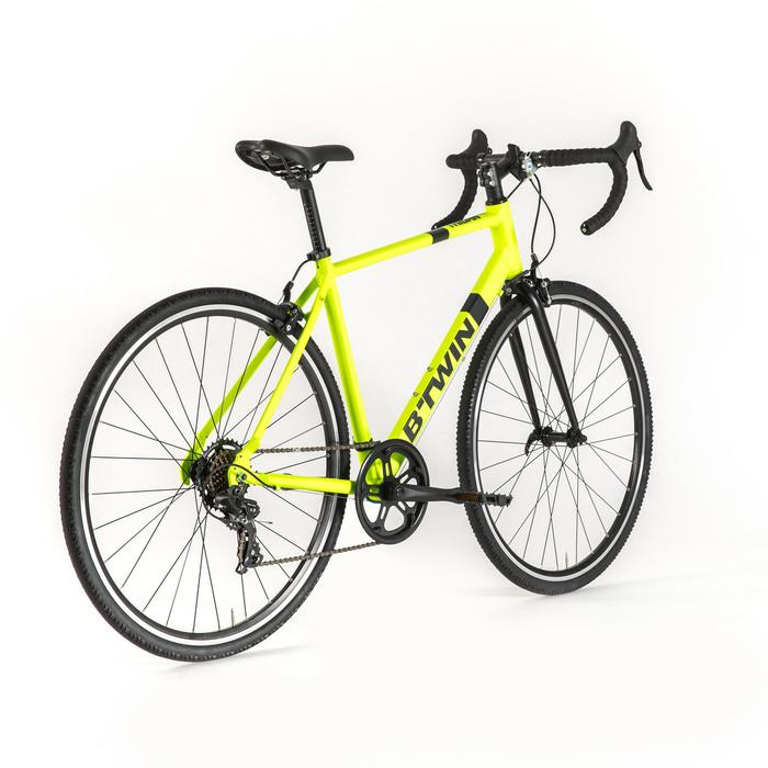 VELO ROUTE TRIBAN 100 GRIS - 1492535