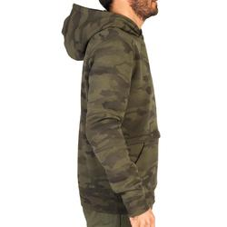 Sweat capuche chasse SG500 Camouflage Halftone