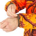 REFLEXNÍ OBLEČENÍ NA NAHÁŇKU/ČÍHANOU Myslivost a lovectví - PROŠÍVANÁ BUNDA OBOUSTRANNÁ SOLOGNAC - Myslivecké oblečení