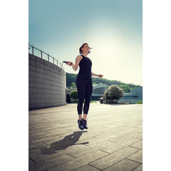 Comba para saltar Cardio Fitness Domyos 500 adultos rosa