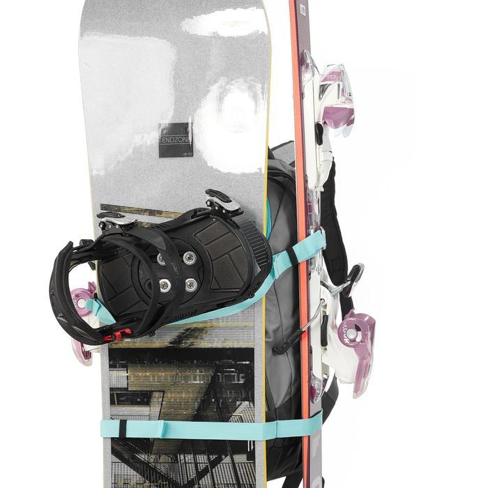 Skirucksack Reverse FS 500 grau