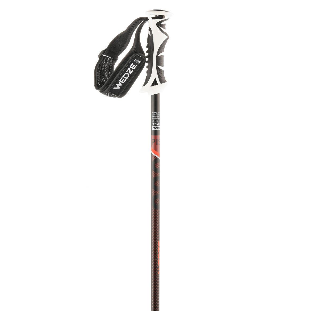 piste ski poles