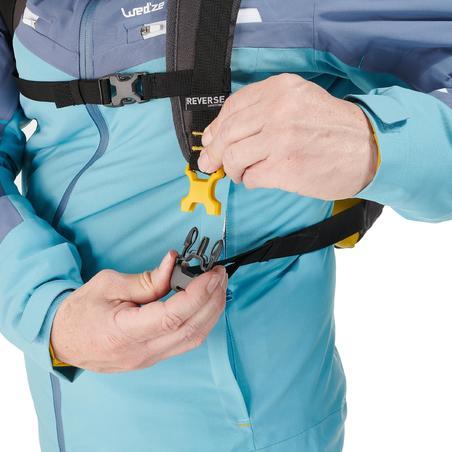 Ski Backpack Reverse One 100 15 L - Black