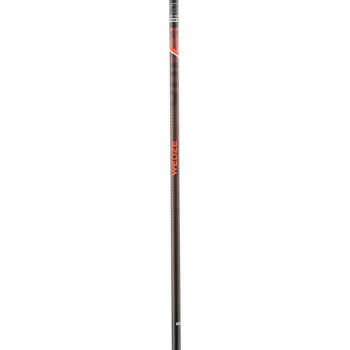 Skistokken voor pisteskiën heren Boost 900 zwart