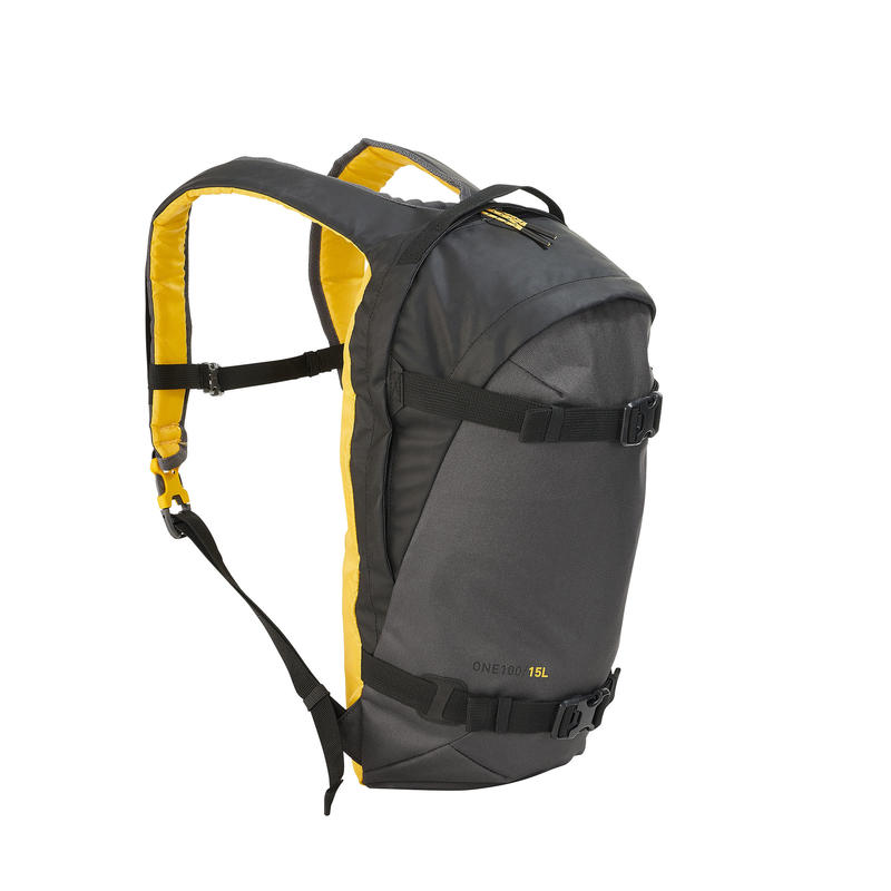 Ski Backpack Reverse One 100 15L - Black