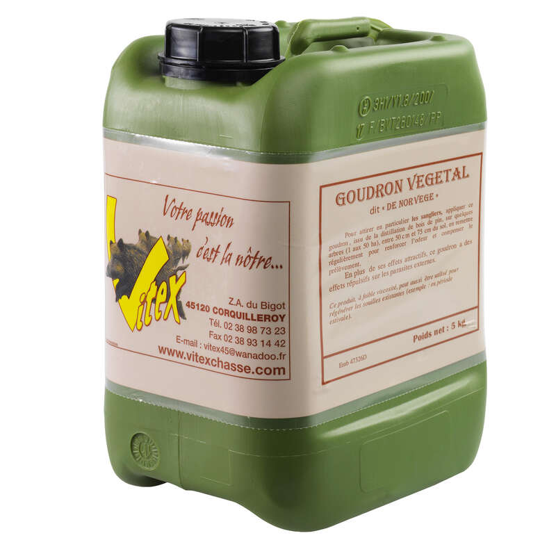 GAME MANAGEMENT Shooting and Hunting - TAR 5KG BUCKET VITEX - Hunting and Shooting Accessories
