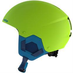 CHILDREN'S SKI HELMET H-KID 500 - GREEN